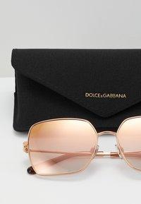 Dolce&Gabbana - Solbriller - pink/gold - 3