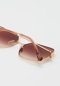 Dolce&Gabbana - Solbriller - pink/gold - 2