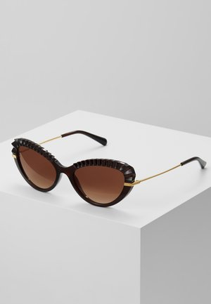 Sonnenbrille - brown/gold-coloured