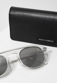 Dolce&Gabbana - Solbriller - grey/silver - 3