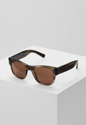Sonnenbrille - grey/brown