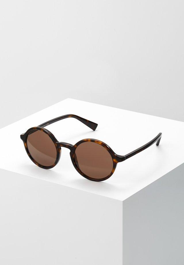 Lunettes de soleil - havana/brown