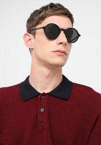 Dolce&Gabbana - Sunglasses - black/grey - 1