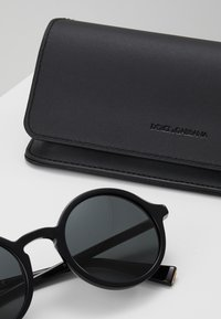 Dolce&Gabbana - Sunglasses - black/grey - 2