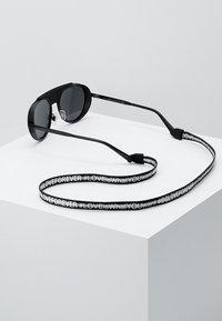 Dolce&Gabbana - Solbriller - black/matte black/light grey mirror black - 3