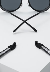 Dolce&Gabbana - Solbriller - black/matte black/light grey mirror black - 5