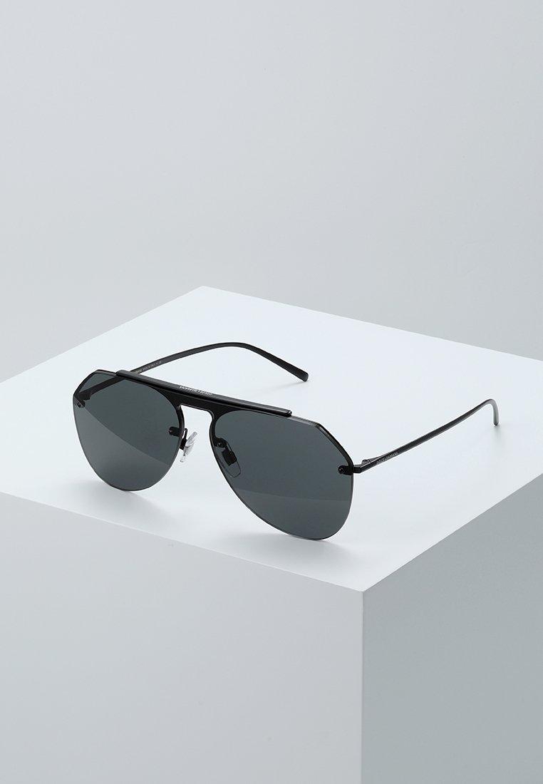 Dolce&Gabbana - Gafas de sol - matte black/grey