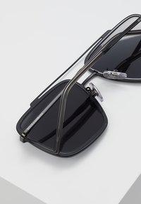 Dolce&Gabbana - Zonnebril - matte black/transparent grey - 4