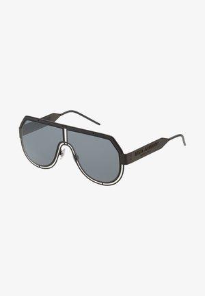 Sonnenbrille - matte dark gunmetal