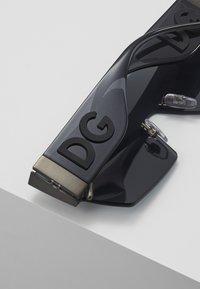 Dolce&Gabbana - Occhiali da sole - dark gunmeal - 4
