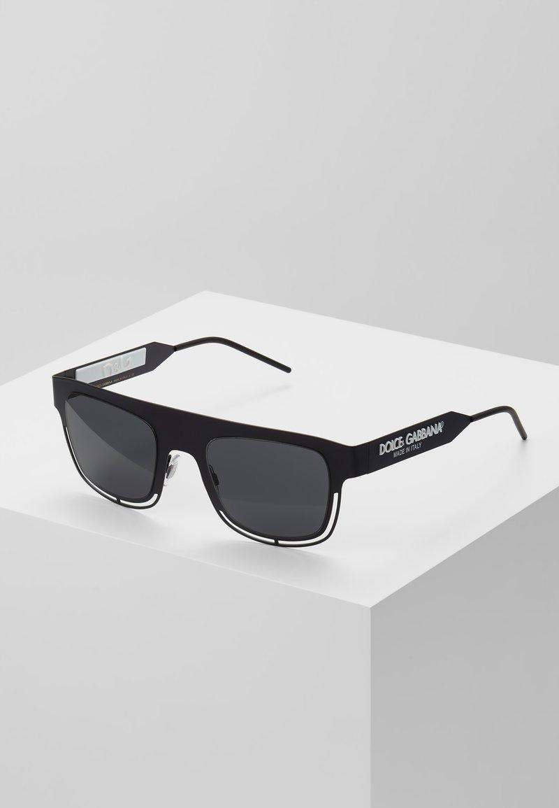 Dolce&Gabbana - Okulary przeciwsłoneczne - matte black
