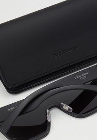 Dolce&Gabbana - Sunglasses - matte black - 3