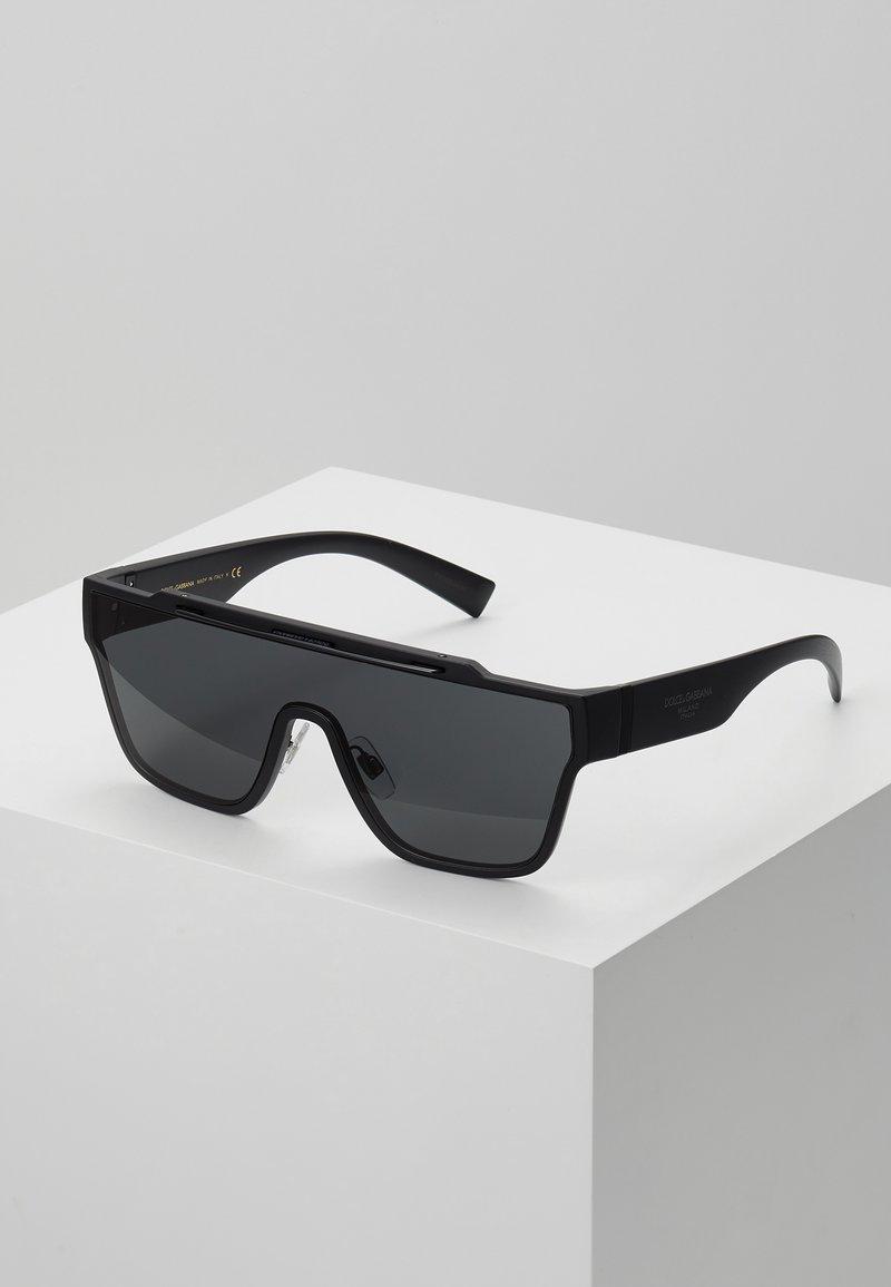 Dolce&Gabbana - Sunglasses - matte black