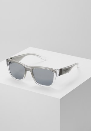 Sonnenbrille - crystal/silver