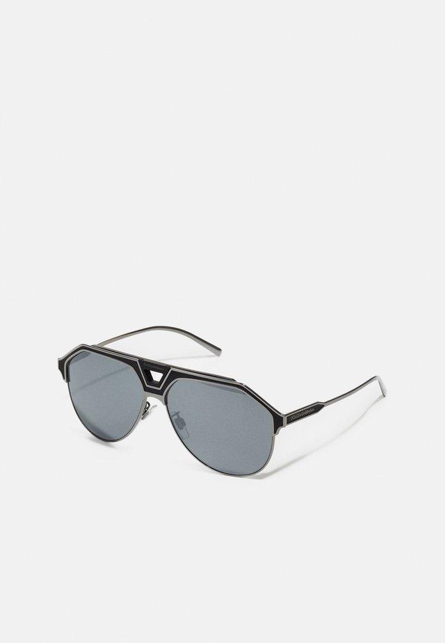 Sunglasses - gunmetal/black matte