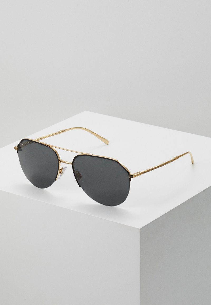 Dolce&Gabbana - Sunglasses - gold-coloured/matte black