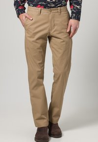 DOCKERS - D1 WEAR THE PANTS - Pantalones chinos - beige - 1