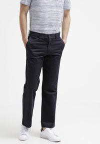 DOCKERS - ALL THE TIME - Chinosy - dockers navy - 0