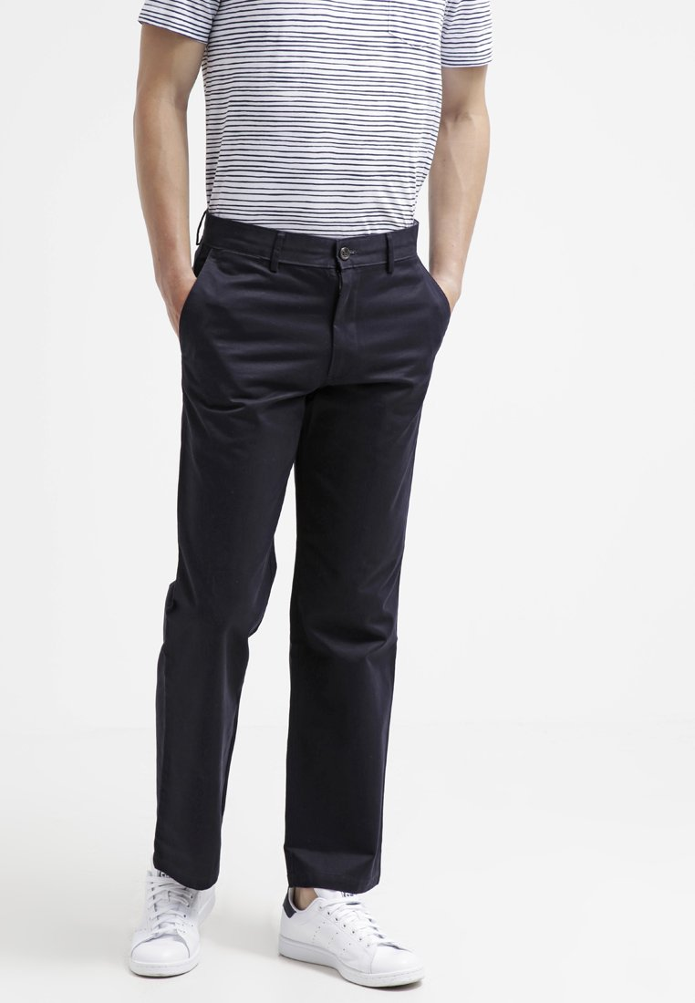 DOCKERS - ALL THE TIME - Chinosy - dockers navy