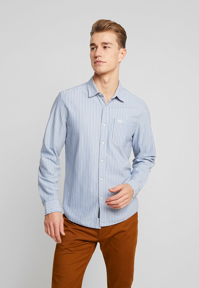 ALPHA BUTTON UP - Košile - sato coronet blue