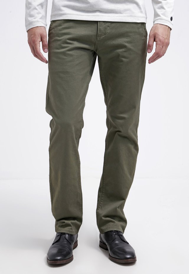 ALPHA ORIGINAL - Trousers - olive core