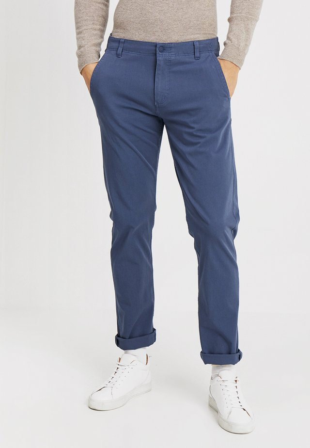 SMART FLEX ALPHA LIGHTWEIGHT TEXTURED - Chino - vintage indigo