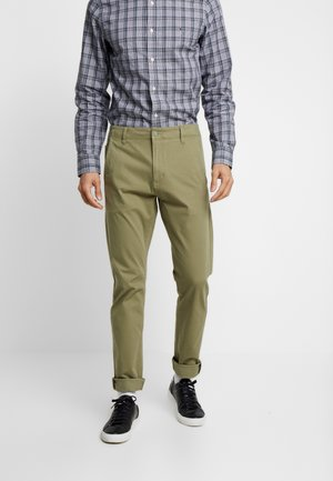 SMART FLEX ALPHA LIGHTWEIGHT TEXTURED - Chinos - sage garden