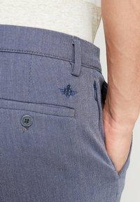 DOCKERS - SMART 360 TAPERED - Chino kalhoty - doyle estate blue - 5
