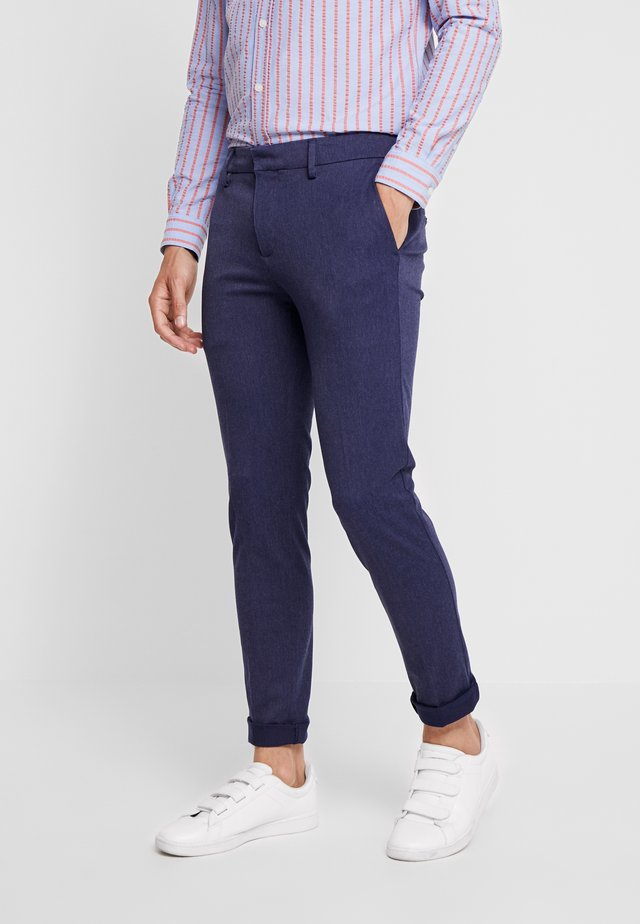 SMART 360 TROUSER SKINNY - Chino - maritime blue