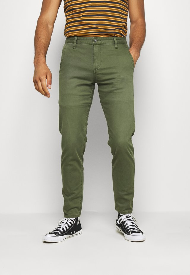 SMART SUPREME FLEX ALPHA ORIGINAL TAPERED - Chinos - joshua olive