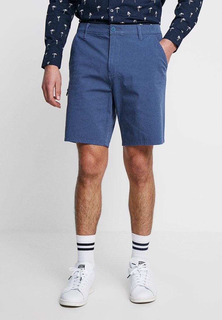 DOCKERS - SMART FLEX ALPHA - Shorts - vintage indigo