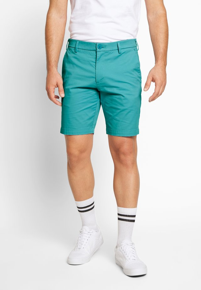 SMART SUPREME FLEX MODERN CHINO SHORT - Kraťasy - stone blue