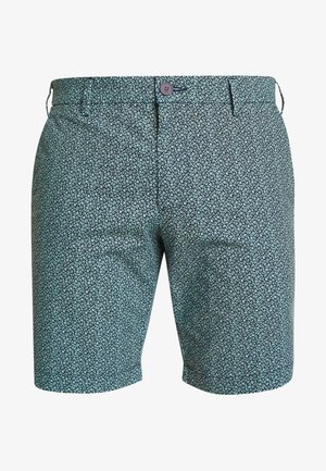 SMART SUPREME FLEX MODERN CHINO SHORT - Shorts - shane dockers navy