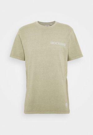 SUSTAINABLE TEE - T-shirt med print - london fog