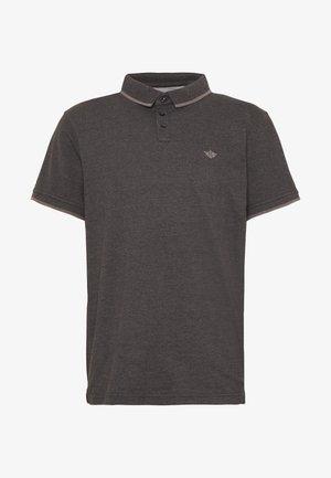 360 VERSATILE POLO - Poloshirt - black