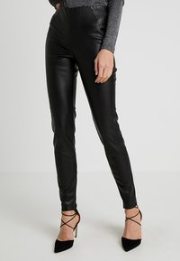 Dorothy Perkins Tall - Leggings - black - 0