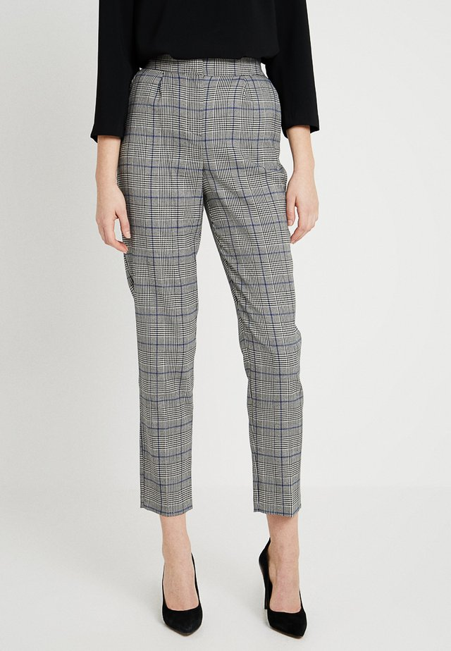 TAPERED TROUSER - Trousers - blue