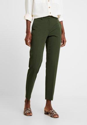 ANKLE GRAZER - Kalhoty - green