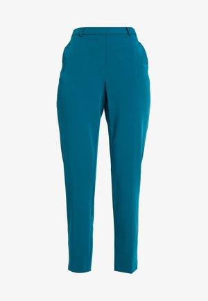 ANKLE GRAZER - Pantalon classique - blue
