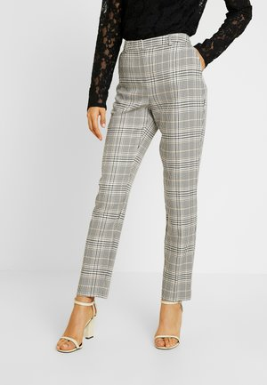SIENNA CHECK - Pantalones - multi coloured