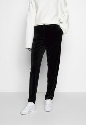ANKLE GRAZER - Pantaloni - black