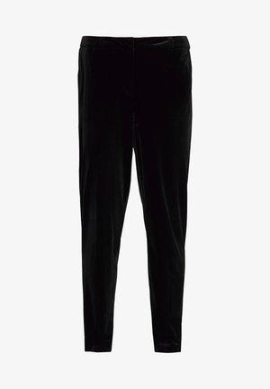 ANKLE GRAZER - Kalhoty - black