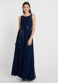 Dorothy Perkins Tall - NATALIE MAXI DRESS - Galajurk - navy - 0