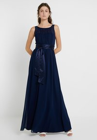 Dorothy Perkins Tall - NATALIE MAXI DRESS - Galajurk - navy - 1