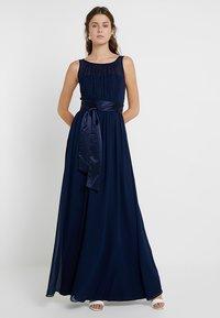 Dorothy Perkins Tall - NATALIE MAXI DRESS - Robe de cocktail - navy - 1