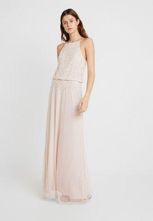 POP OVER MAXI DRESS - Occasion wear - blush