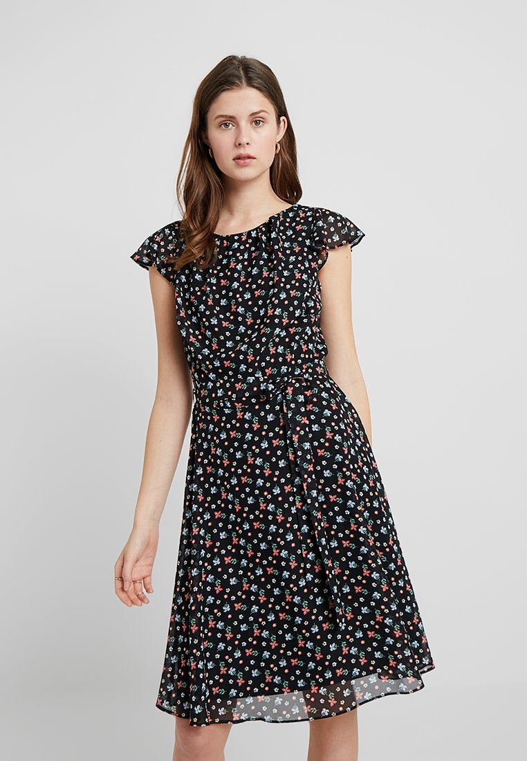 Dorothy Perkins Tall - DITSY DRESS - Freizeitkleid - multi