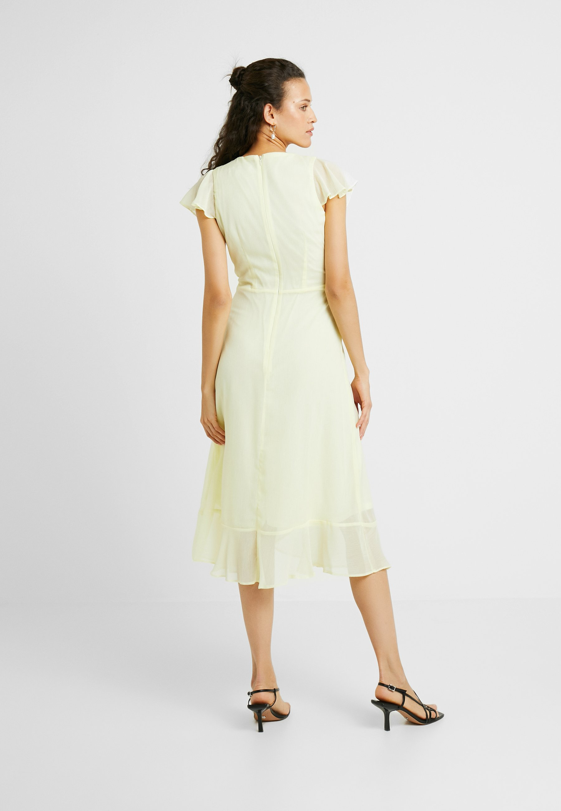 DressRobe Dorothy Glitter Yellow Perkins Tall D'été n0ONwyvPm8