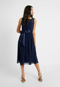 Dorothy Perkins Tall - BETHANY MIDI - Cocktailkleid/festliches Kleid - navy - 2
