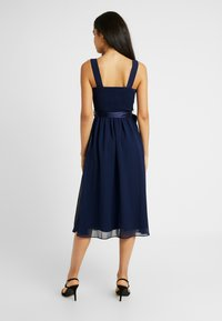Dorothy Perkins Tall - BETHANY MIDI - Cocktailkleid/festliches Kleid - navy - 3